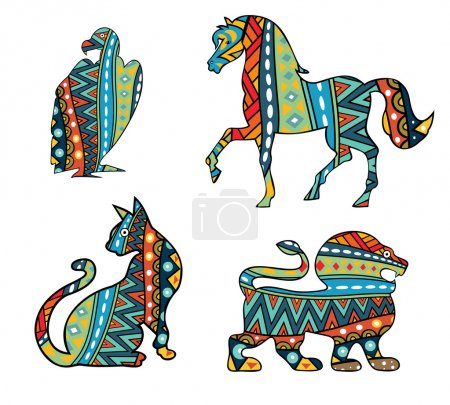 Patterned Animals