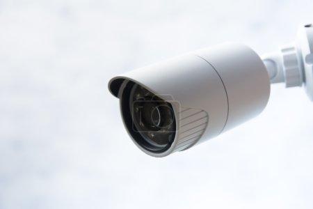Photo pour CCTV sécurité caméra sécurité - image libre de droit
