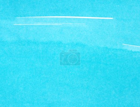 Photo for Blue paper texture for design - Royalty Free Image