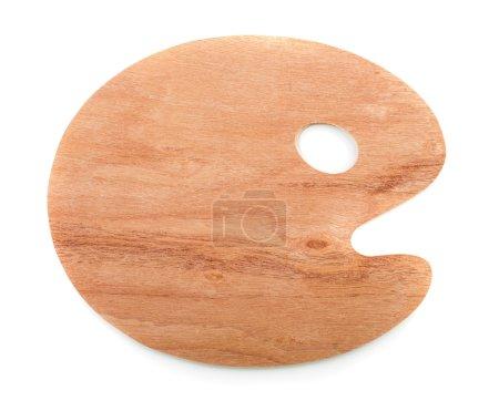 Wooden art palette