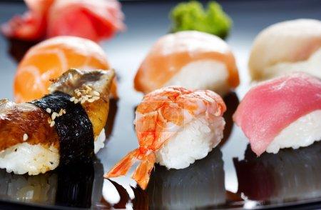 Japanese Cuisine - Sushi Set