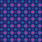Seamless 3d flower pattern background for wallpaper pattern web blog surface textures graphic & printing