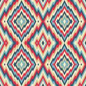 Abstract background - seamless vector pattern Ethnic carpet illustration style