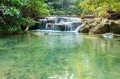Erawan Waterfall, Kanchanaburi, Thailand.