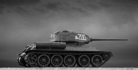 image of the Soviet T-34 tank
