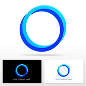 Letter O logo icon design template elements - Illustration