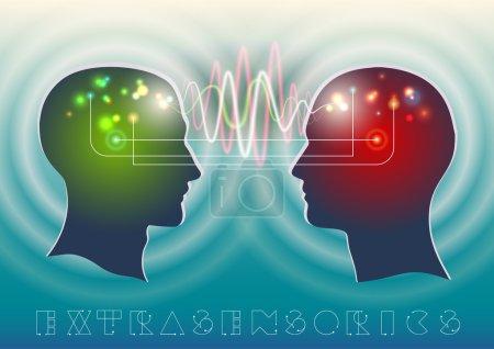 Two Head Extrasensorics
