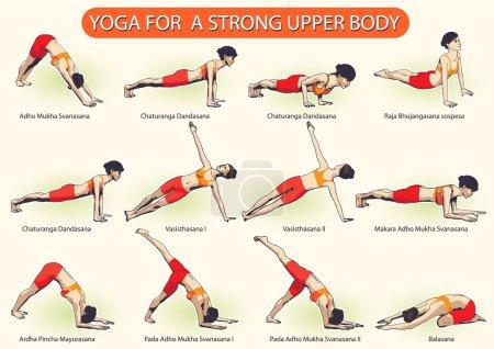 YOGA For Strong Upper Body