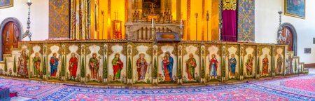 The icons of the Main Altar