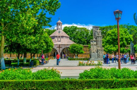 The Complex of Holy Etchmiadzin