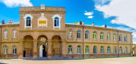 The Gevorgian Seminary building
