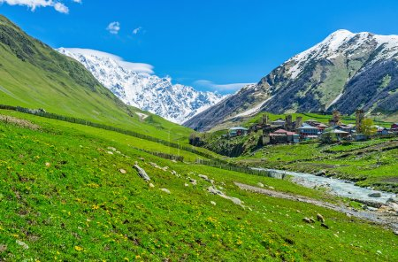 Welcome to Upper Svaneti