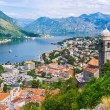 The Kotor bay is one of the most beautiful places in Montenegro, it boasts the preserved Venetian fortress, old tiny villages, medieval towns and scenic mountains.