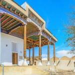The summer mosque in Ruhabad complex boasts unusua...