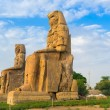 The giant Colossus nowadays welcome tourists, visi...