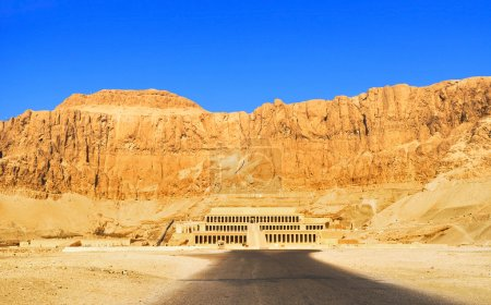 The long way to the Hatshepsut Temple can be a har...