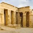 The peristyle court of Habu Temple is the best pla...