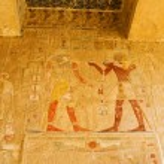 The decorations of Hatshepsut Temple were stolen o...