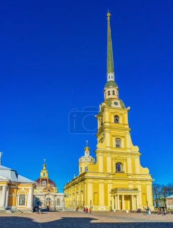 The highest spire