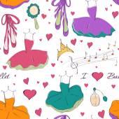 Tutu dress and accessories