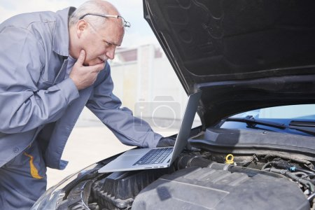 Mechanic find serious problem with electronics