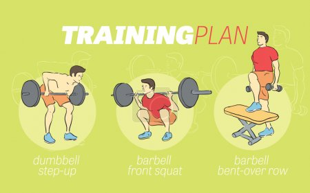 Training Plan infographic