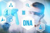 Věda pro soudní účely výzkumu DNA