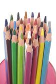 Bitů barevné tužky