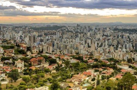 Foto de Belo Horizonte. Capital del estado de Minas Gerais, Brasil . - Imagen libre de derechos