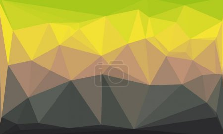 abstract, colorful background with geometrical pattern