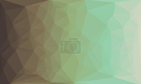 fond géométrique coloré avec design mosaïque