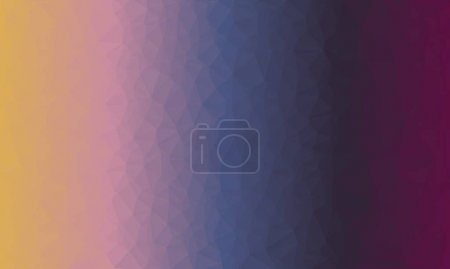 Photo for Minimal multicolored polygonal background - Royalty Free Image