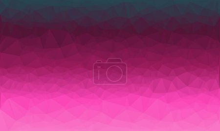 bright purple and geometric background with mosaic design