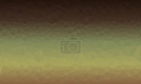 abstract dark multicolored background with poly pattern