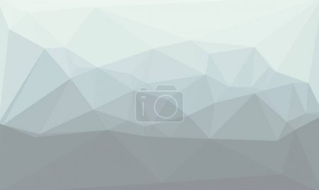 abstract and grey polygonal background