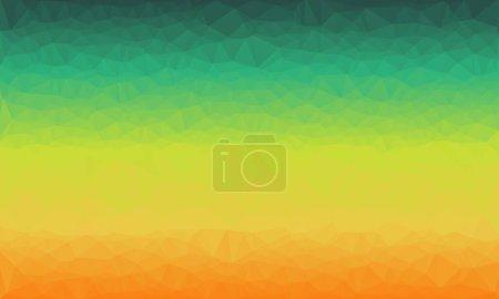 Foto de Fondo geométrico colorido con diseño de mosaico - Imagen libre de derechos
