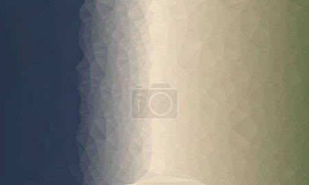 Fond géométrique coloré avec motif mosaïque gris foncé
