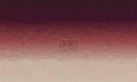 Minimal dark purple polygonal background