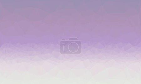 purple geometric background with mosaic design