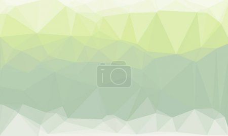 Abstract and light pastel polygonal background