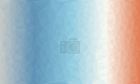 Creative prismatic background with colorful textured pattern