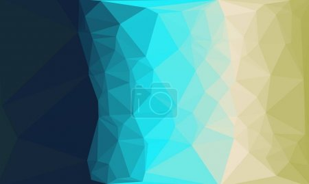 minimal multicolored polygonal background