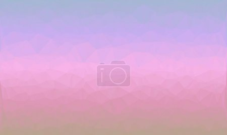 Creative purple pink background with polygonal pattern