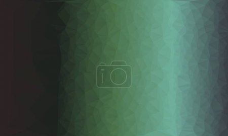 Dunkler geometrischer Hintergrund mit Poly-Muster