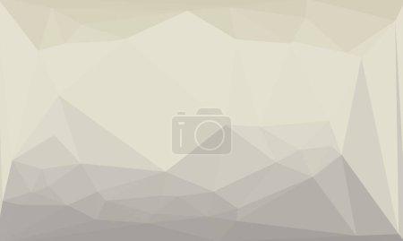 fond géométrique abstrait avec motif poly