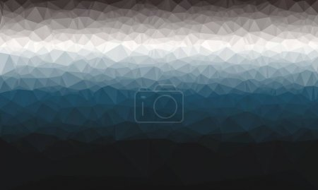 abstrait fond multicolore avec motif poly