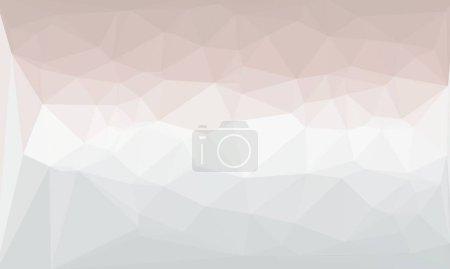 fondo geométrico abstracto con patrón de poli