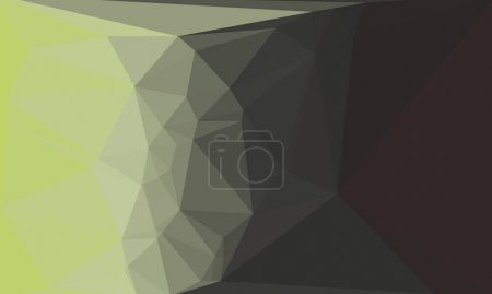 pastel green and dark grey geometric background with mosaic design