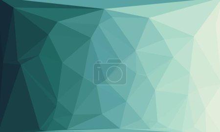 fondo geométrico colorido con diseño de mosaico