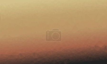 Photo for Creative prismatic background with polygonal pattern - Royalty Free Image